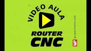 Router, Aula para comunicação visual  Corte de letras do inicio ao fim