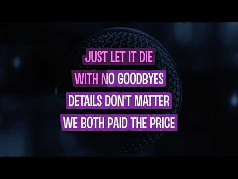 Don't Forget About Us - Mariah Carey | Karaoke Version