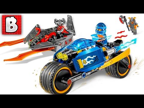 LEGO  Ninjago Desert Lightning 70622 | LEGO Live Build & Review!| BrickVault LIVE