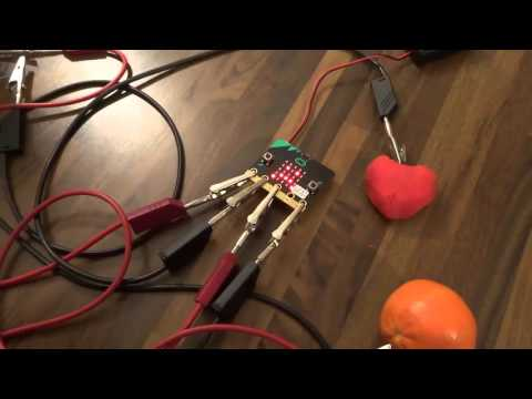 BBC microbit Python  Circuit and Music Project