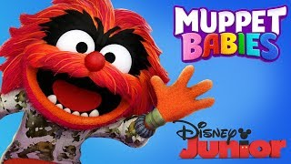 Muppet Babies Animal   Learning Puzzles, Fun Baby Mini Games    Disney Junior App For Kids