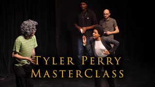 Tyler Perry MasterClass by YOUNG DOUGLAS :: UCB New York Maude Night February 24, 2020 :: 5 of 6