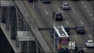 Steel Plates On Bay Bridge Slow Commute Into City