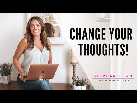Increase your CONFIDENCE by Changing Your THOUGHTS! POWERFUL VIDEO!