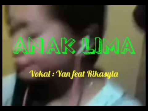 Dangdut Karaoke_Anak Lima