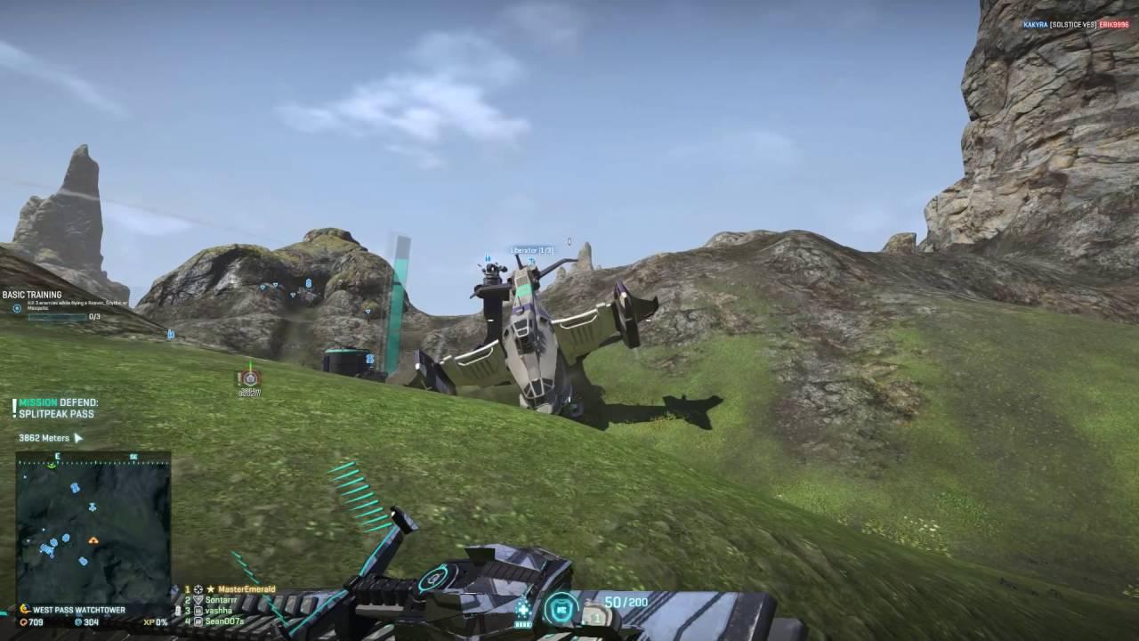 Planetside 2 aircraft gamepad controller « Top 80 aircraft games