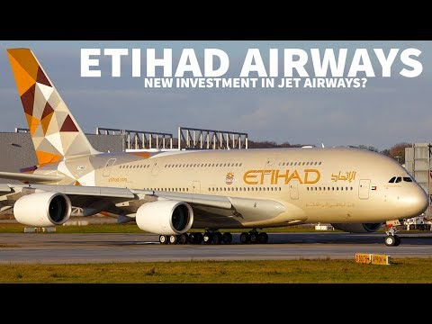 Etihad Airways To Invest In Jet Airways?
