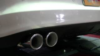 "PORSCHE PANAMERA 4S ""POWER CRAFT"" REAR EXHAUST SOUND by OFFICE-K TOKYO"