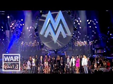 Young Soul Rebels - Live performance of 'I Got Soul' MOBO Awards 2009
