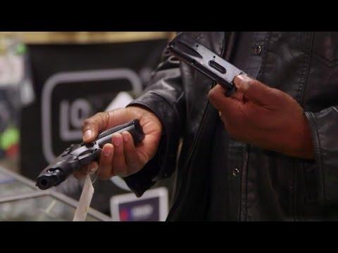 Kamau Bell buys a gun