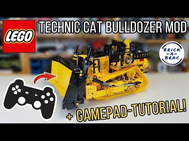 3 TIPPS wie ihr den LEGO® Technic 42131 CAT Bulldozer einfach und schnell VERBESSERN könnt!