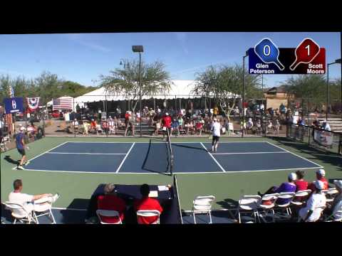 2014 Pickleball Tournament of Champions Mixed Open Doubles Final HD from YouTube · Duration:  1 hour 26 minutes 30 seconds