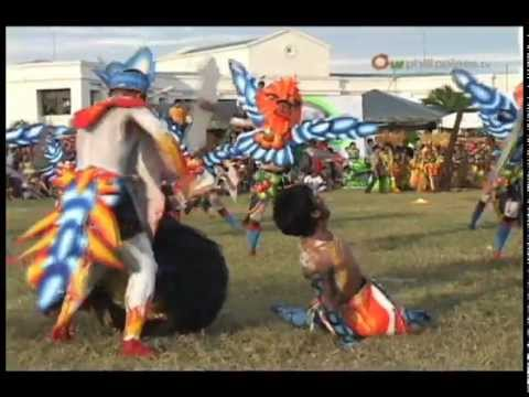Sarangani's Munato Festival Street Dance