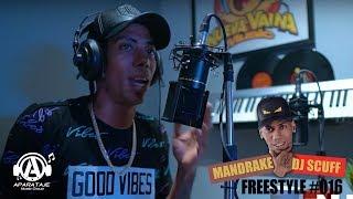 Mandrake El Malocorita X DJ Scuff - Freestyle #016