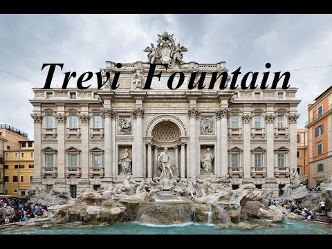 Italy/Rome (Trevi Fountains&Piazza Colonna) Part 11/84
