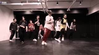 H.O.T Candy Dance practice by Honey mirrored