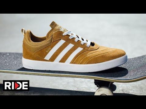 muy elogiado Calidad superior estilo moderno Adidas Mark Suciu ADV - Shoe Review & Wear Test - YouTube