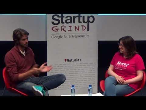 Startup Grind Asturias hosts Pablo Ventura (K Fund)