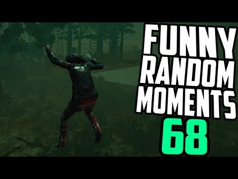 Dead by Daylight funny random moments montage 68