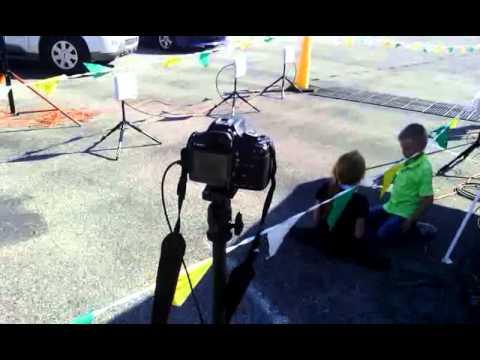 RFID Race Timing - Equipment Setup