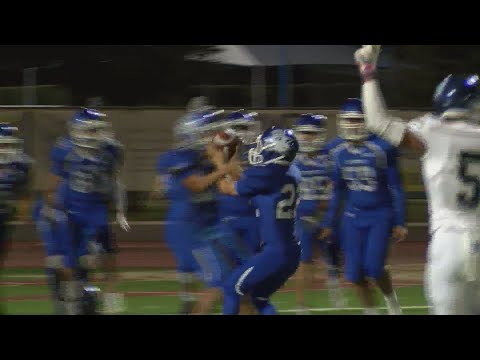 Madera High School delivers touching touchdown for special senior