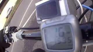 Апгрейд мотовелосипеда до 60 км/ч(При просмотре видео подключайте чувство юмора. Мое мнение, что выжать из дырчика больше 60 км/ч без shifter-KIT..., 2013-11-13T23:59:40.000Z)