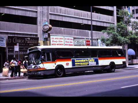 Lamta scrtd general motors buses 1958 1993 youtube for General motors annual report 2010