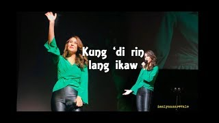 Kung &#39Di Rin Lang Ikaw -- cover by Yassi Pressman
