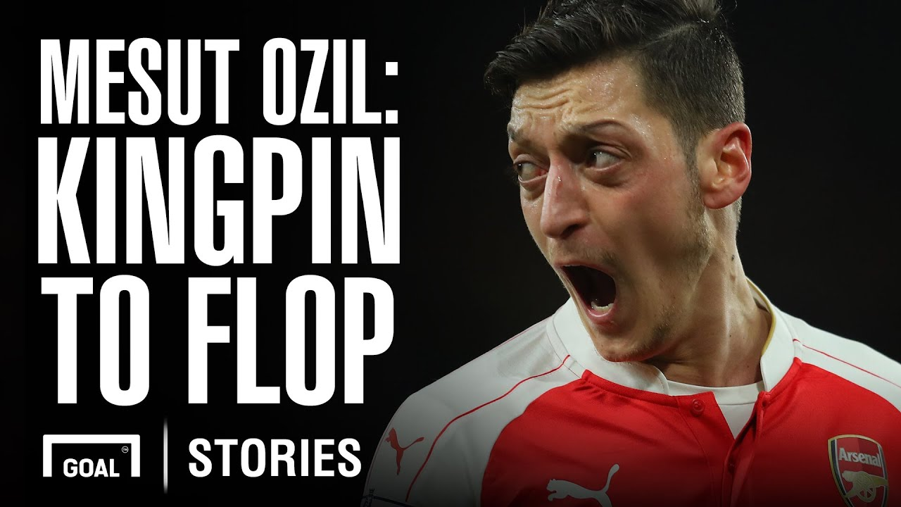 Mesut Ozil: From Arsenal kingpin to absentee flop