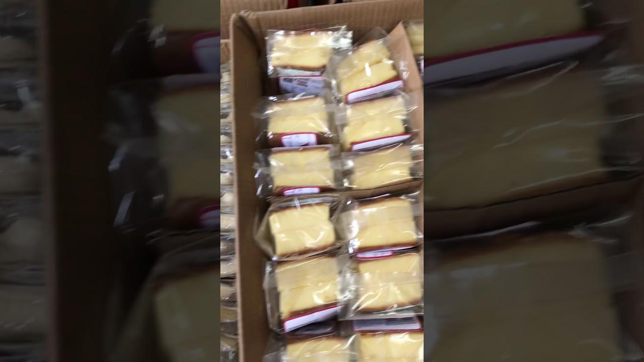 Bánh Đài Loan mix 25 vị