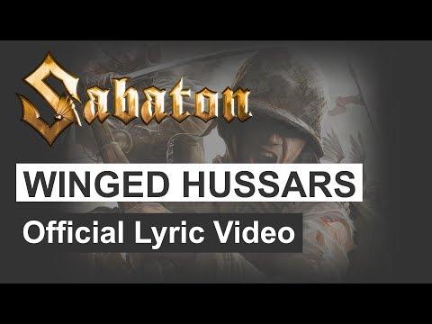 SABATON - Winged Hussars (Official Lyric Video)
