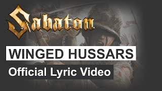 SABATON - Winged Hussars (Official Lyric Video)