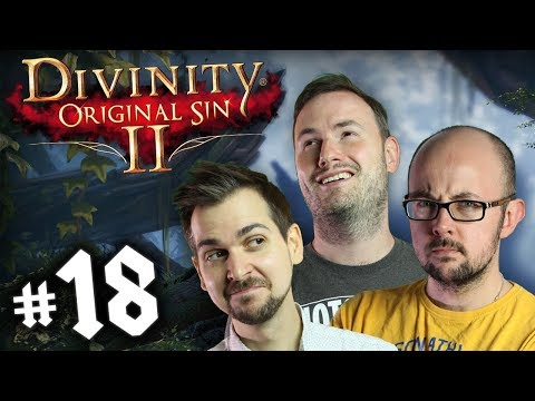 Divinity: Original Sin 2 #18 - You're Not My Mother!