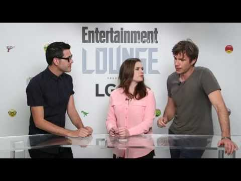 Hayley Atwell and James D´Arcy  on  Entertainment Lounge.