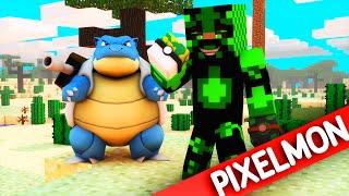 Divulgação de Servidores Minecraft Pixelmon 1.7/1.8 - Ep.406