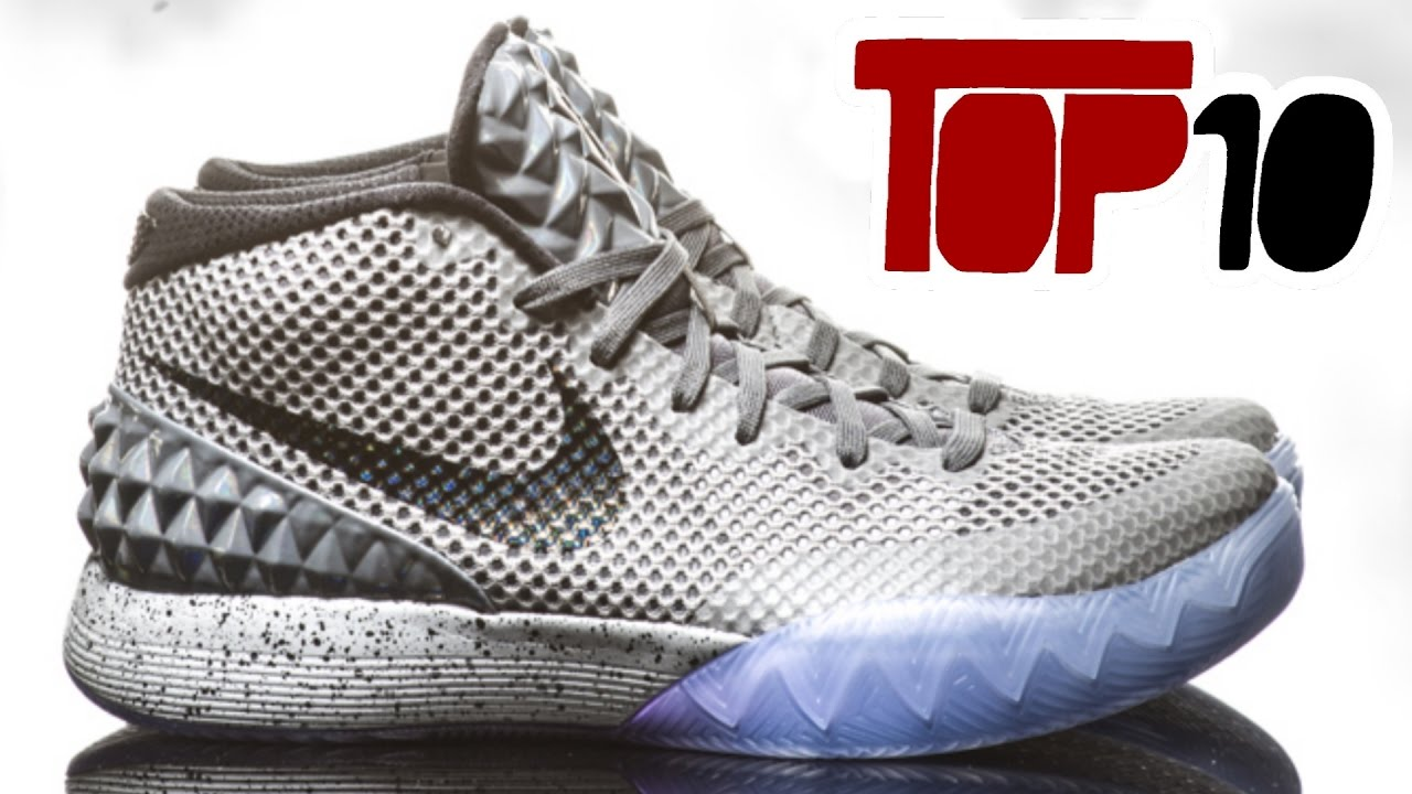 Top 10 Nike Kyrie Basketball Shoes [1-3]