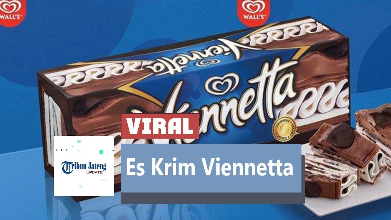 Viral Es Krim Viennetta Muncul Lagi Di Indonesia Youtube