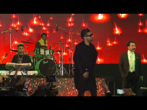 HD Full show of Guru Randhawa show in gwalior'
