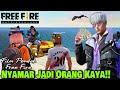 FILM PENDEK FREE FIRE!! NYAMAR JADI ORANG KAYA!