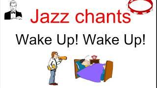 Английский с джазовыми напевами. Wake up!