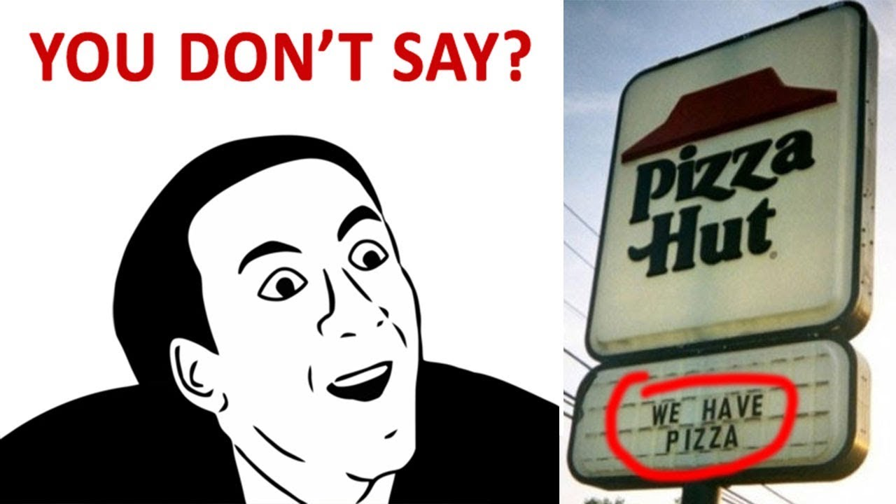 Hilarious 'You Don't Say?' Memes Compilation - YouTube  Funny