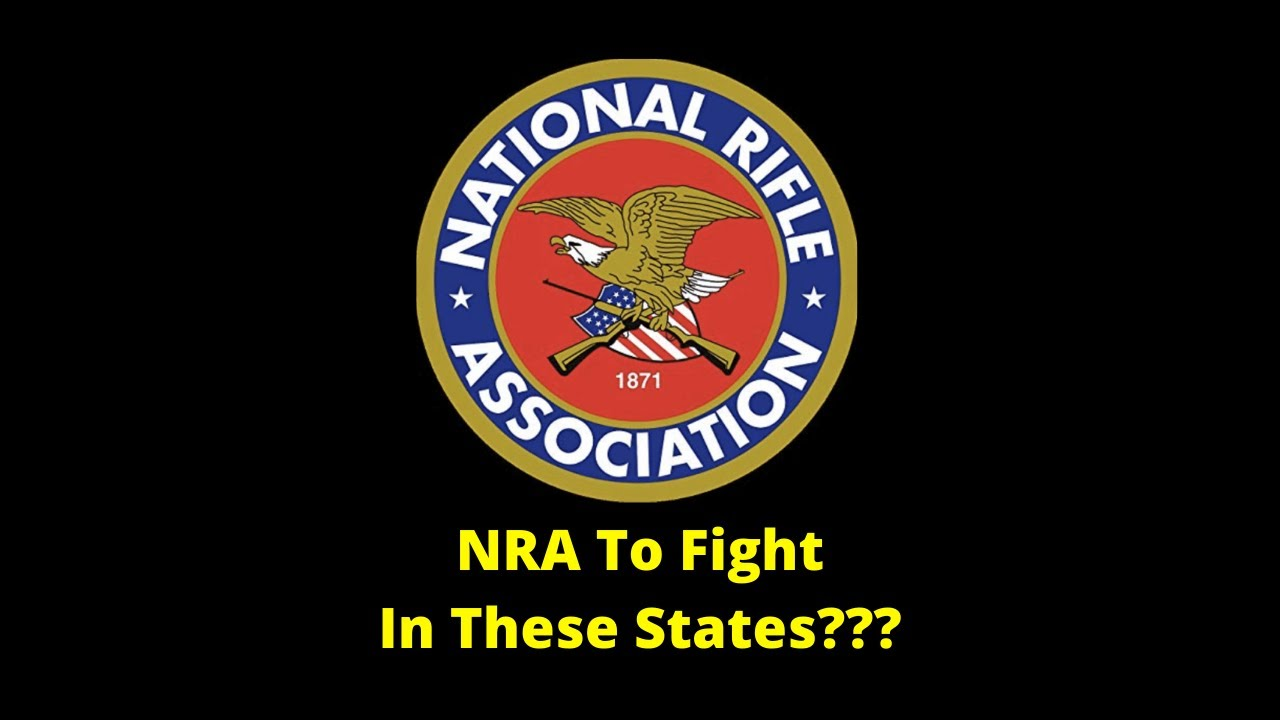 NRA Announces Spending Money To Fight For 2A