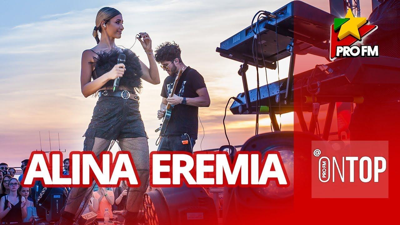 Alina Eremia - Cum se face | LIVE @ ProFM ONTOP 2019