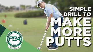 Putting Focus Drill | Australian Unity Golf Tips