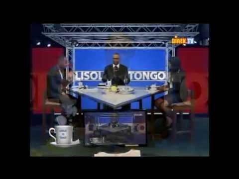 Prof. John Malala Explique les Nouvelles Technologies a Kinshasa sur Direk.TV