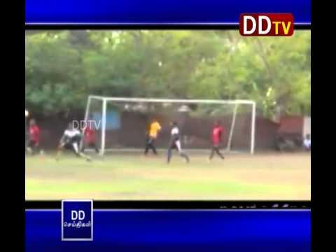 dd tv News On 16.14.2014 Diamonds Sports Club :D Victory