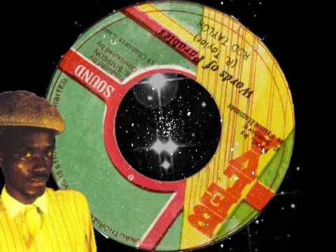 Rod Taylor - Words Of Parables + Dub 1981