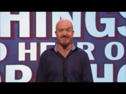 Mock the Week: Andy Parsons Scenes We'd Like To See