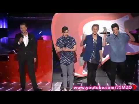 Younger Than Yesterday- Week 2 - Live Show 2 - The X Factor Australia 2014 Top 12