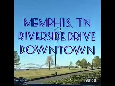 Ride with Vegan Muscle Downtown Memphis, TN Riverside Dr! Beautiful